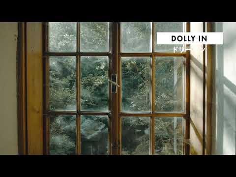 カメラワーク - DOLLY IN (ドリーイン )   動画編集・映像制作