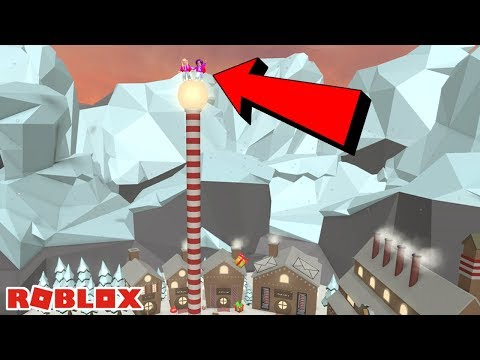 2 SECRET BADGES FOUND! PLUS 2 CODES! / Roblox: The North Pole Simulator