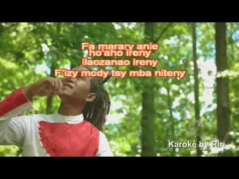 Omeo iray minitra - Aryone Joy (karaoké by riri 3)