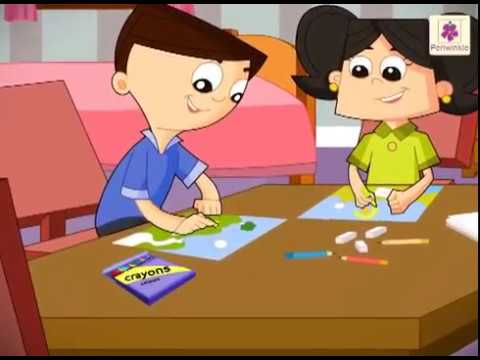 Sharing Is Caring | English Poem For Kids | Grade 1 | Periwinkle | Poem #9