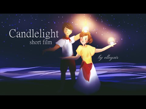 Animated Short Film -【Candlelight (Pandanggo sa Ilaw)】