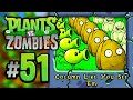 Plants vs. Zombies Mini Games Column Like You See Em iOS Gameplay Walkthrough