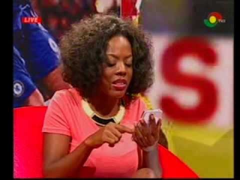 Diva Show - with Ama K. Abebrese - 08/06/2013