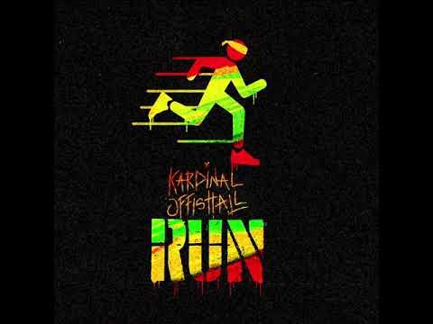 RUN - KARDINAL OFFISHALL (AUDIO)