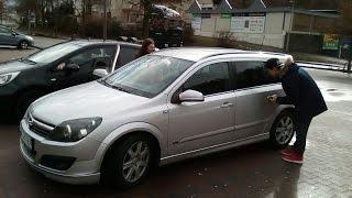 Купил Opel Astra H в Германии!
