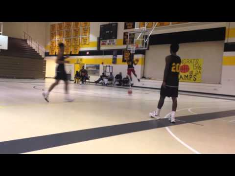 Dillon High School Dunks Part 2