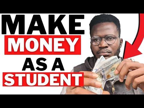 How To Make Money Online in Nigeria As A Student (With Proof)