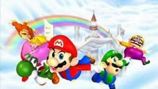 Mario Party 1-Mario