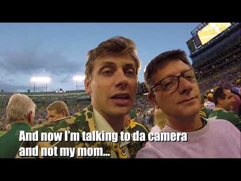 Manitowoc Minute at Lambeau Field