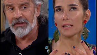 Juana Viale y Osvaldo Laport hablaron de los besos de ficción ¿Despiertan celos?
