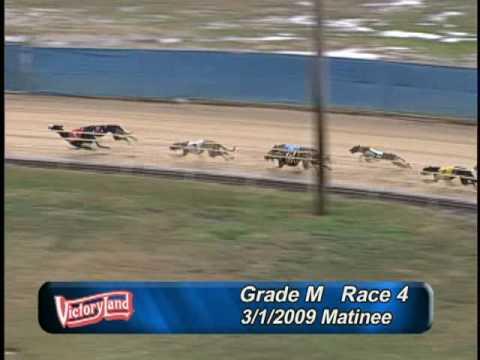 Victoryland 3/1/09 Matinee Race 4