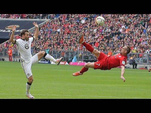 Franck Ribery ● FC Bayern Munich ● Skills ● Goals ● Assists ● 2015/2016 ● 4K