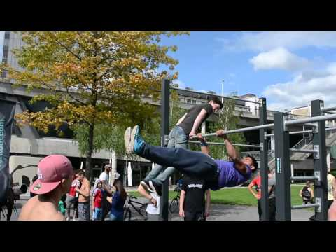 Street Workout Basel - Grand Opening