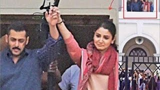 Salman Khan & Anushka Sharma Shoot In A Hospital For Sultan!