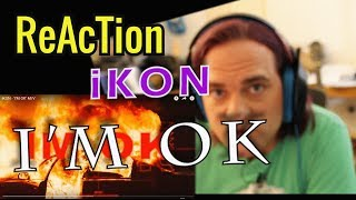 Guitarist Reacts iKON - 'I'M OK' M/V // Classical Musician Reaction
