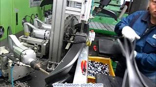 Automobile parts / Car bumpers / Car spoilers extrusion blow molding machine