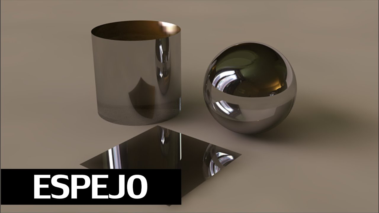 tutorial vray para rhino creaci n de materiales espejo