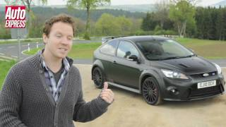 Ford Focus RS500 Review - Auto Express