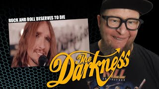 THE DARKNESS - Rock and Roll Desreves to Die (First Reaction)