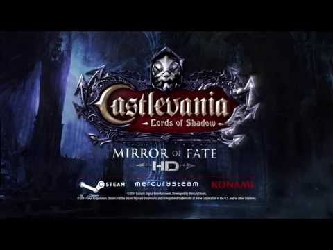 [Official] Steam Launch Trailer [Castlevania: Lords of Shadow - Mirror of Fate HD]