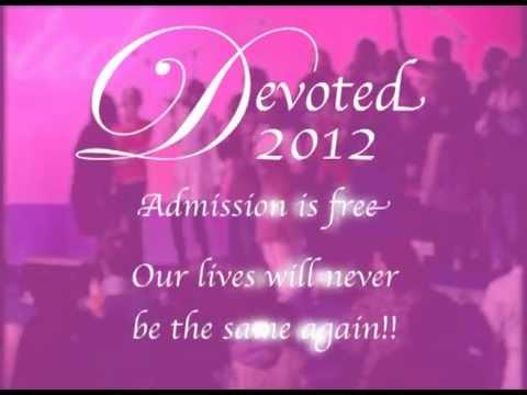 Devoted 2012 Conference Bradford