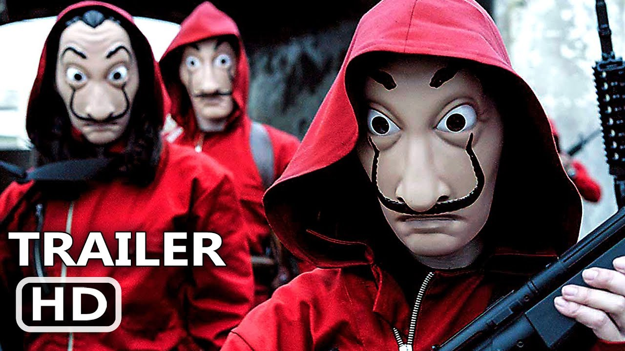 MONEY HEIST 4 Trailer (2020) Netflix Series HD