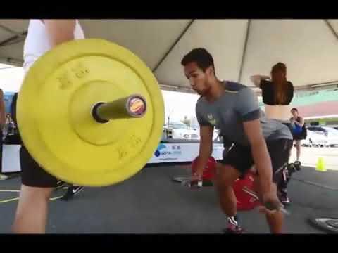 558d81a14 Evento Vital Sport Loja Decathlon Sorocaba - YouTube