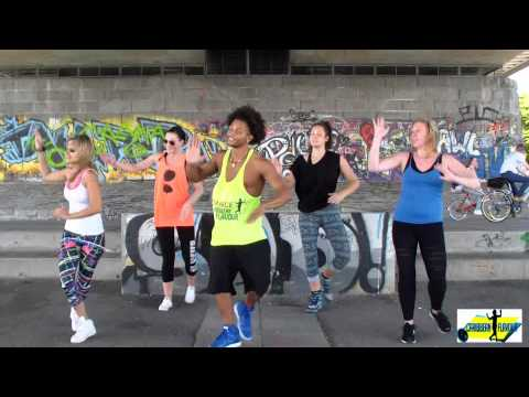 Matt Houston feat. P-Square - Positif-Caribbean Flavour-Choreografy by Cheeky