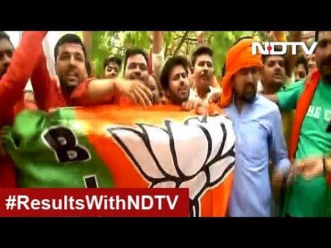Election Results: In UP, Mayawati-Akhilesh Yadav Alliance, Congress Fail To Hobble BJP