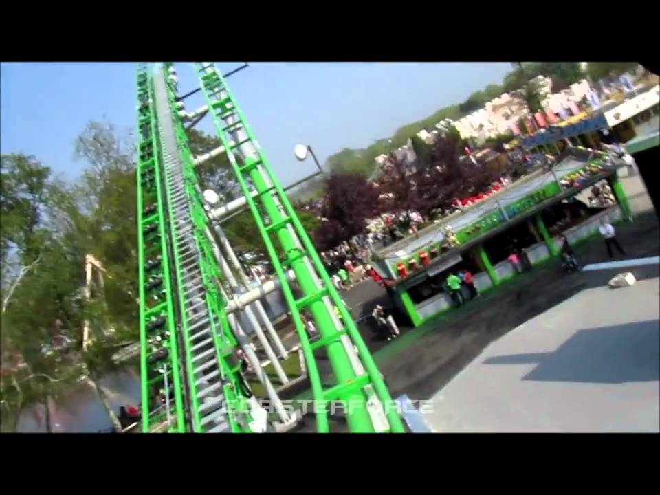 Ride Now Motors >> Ben 10 Ultimate Mission front seat HD POV Drayton Manor ...