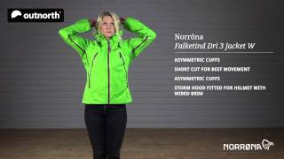b8a95950b8fe Norröna Falketind Dri3 Jacket Women