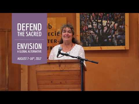 Defend the Sacred: Living Earth - Cooperation with all beings