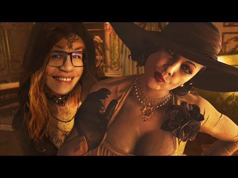 A GRANDONA TÁ VINO! - Resident Evil Village