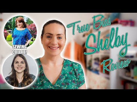 True/Bias Shelby - Pattern Review | UK & AUS Sewing collab!