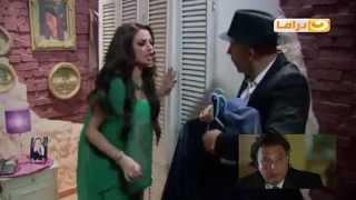 Mazag El Kheir Series | مسلسل مزاج الخير | مشهد الملط بيضون