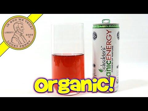 Scheckter's Organic Energy Power Of Nature Drink