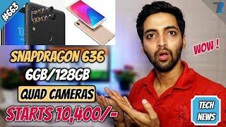 Lenovo K5 Pro,Mi Mix 3,Electric Vehicles India,Ipad 2018 Launch,Hauwei Foldable 5G Phone-#663