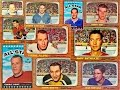 1966-67 Topps NHL Complete Hockey Card Set