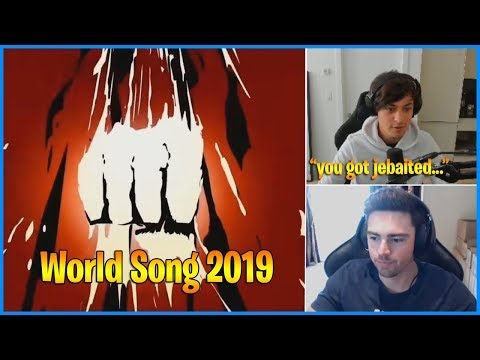 New World Song 2019 - Best Song Ever | When Midbeast Met Faker NA | LoL Daily Moments Ep 647
