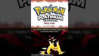 Pokemon Platinum - Pokémon Platinum Road to Veilstone City, Crisis in Eterna City Enter Team Galactic! - User video