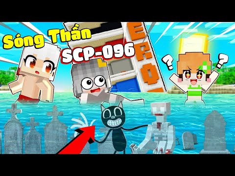 Kairon Và Hội Chị Em Thoát Khỏi Sóng Thần SCP-096 Cuốn Trôi Cả Làng Hero Team Minecraft