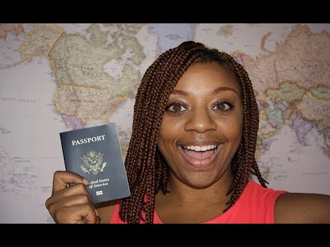 How To Get Your U.S. Passport In 6 Hours