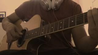 Thuỷ Thần guitar cover - Đường Tuấn