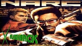 Narc (Xbox)-Viridian Flashback