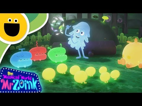 Lullaby | The Musical World of Mr. Zoink (Sesame Studios)