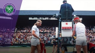 John McEnroe and Bjorn Borg: Two Kings | Join The Story, Episode Two