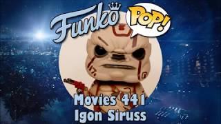 Valerian Igon Siruss Funko Pop unboxing (Movies 441)