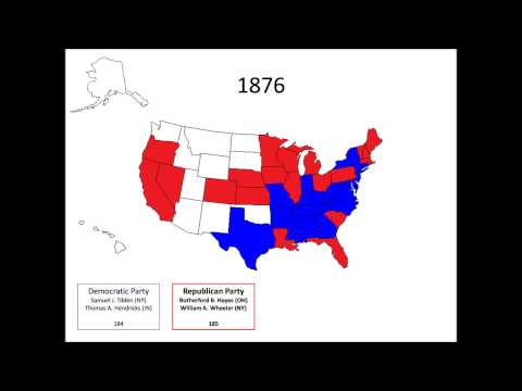 United States - Presidential Elections (1789-2012)