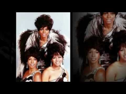 DIANA ROSS AND THE SUPREMES reflections