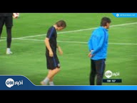 لوكا مودريتش يحسم أمره مع ريال مدريد  - 08:22-2018 / 8 / 11